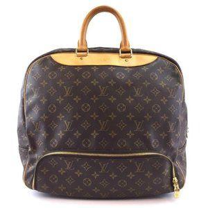 Louis Vuitton Evasion #43471 Gym Duffel Brown Monogram Canvas Weekend/Travel Bag